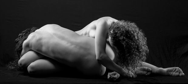 intertwine artistic nude photo by photographer gpstack