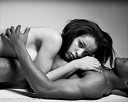 intimate moment   Artistic Nude Photo by Photographer Nooma Photography