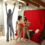 intruder fantasy photo by artist jean jacques andre