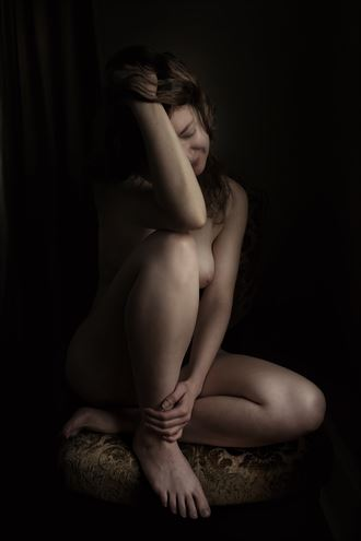 inward artistic nude photo by model marzipanned