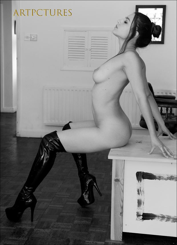 irida artistic nude artwork by photographer artpictures