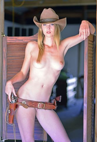 iron horse saloon artistic nude photo by photographer shootist