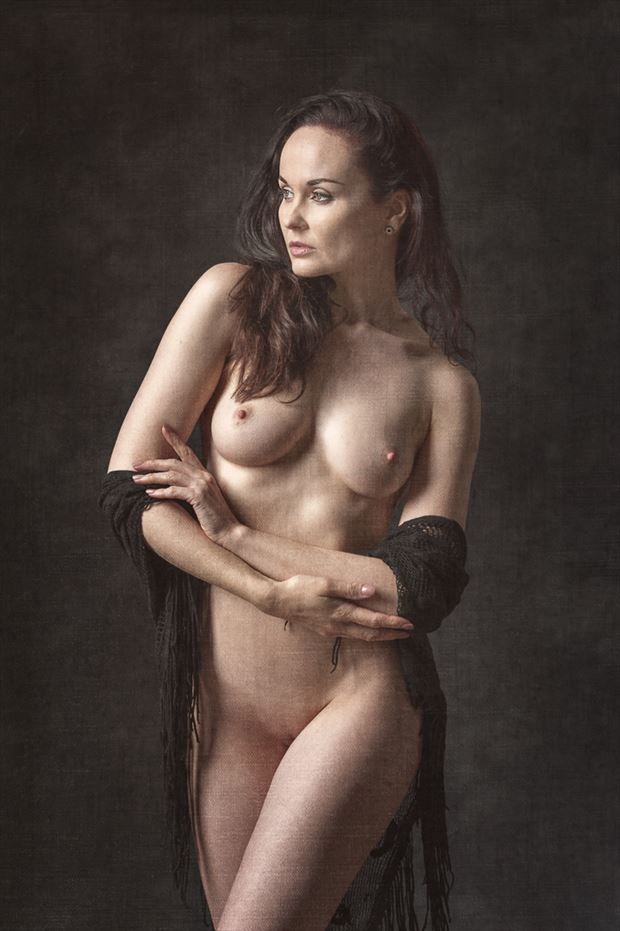 isolation artistic nude photo by photographer niall