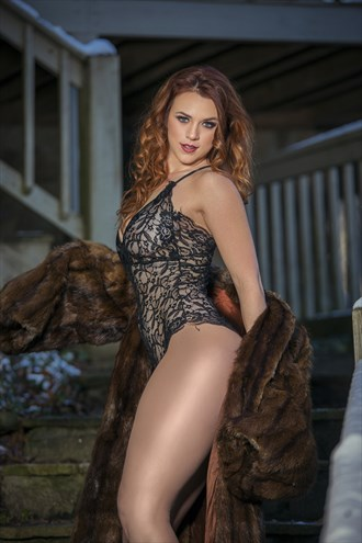 it getting hot lingerie photo by photographer rome gio