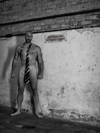 it s about the tie artistic nude photo by photographer jdphoto biz