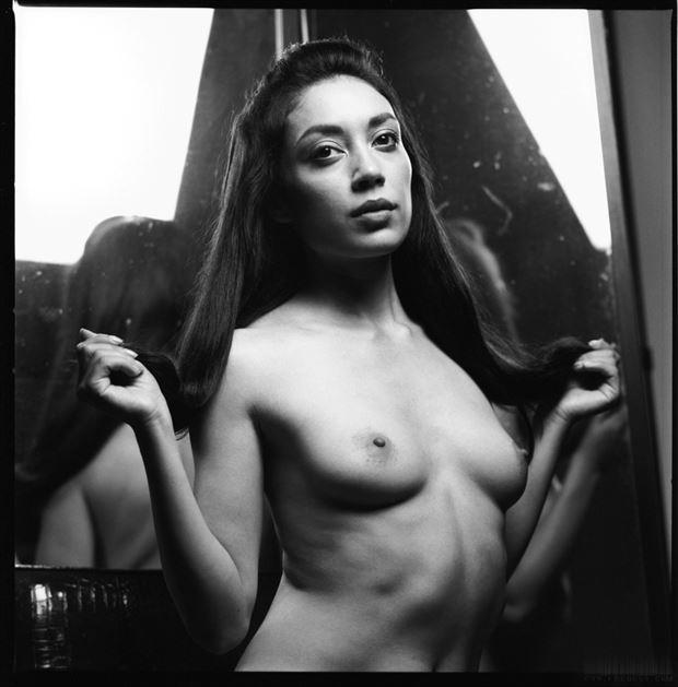it seems possible artistic nude photo by model rebeccatun