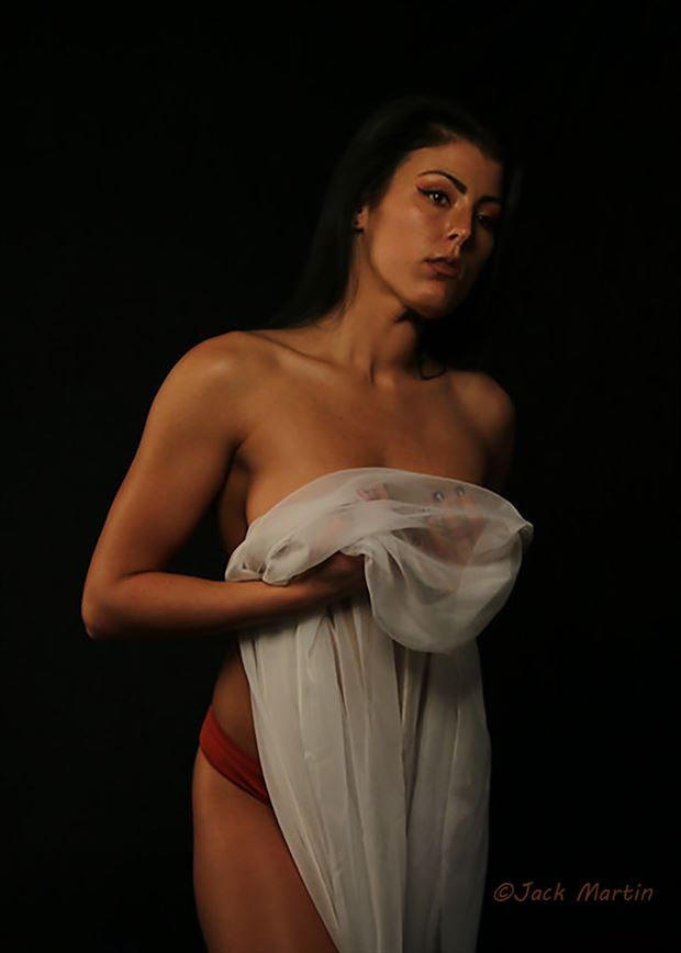 itsy implied nude photo by photographer jack martin
