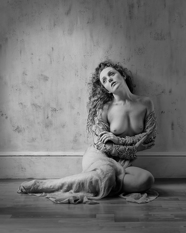 ivory 8 artistic nude photo by photographer alanm