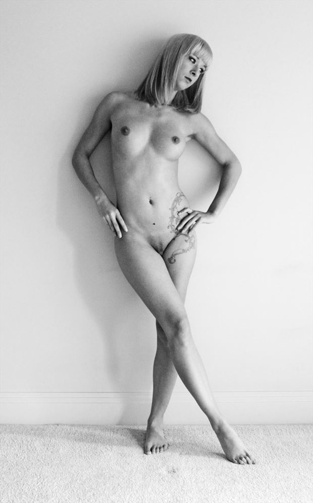 ivy lee artistic nude photo by photographer robert l person