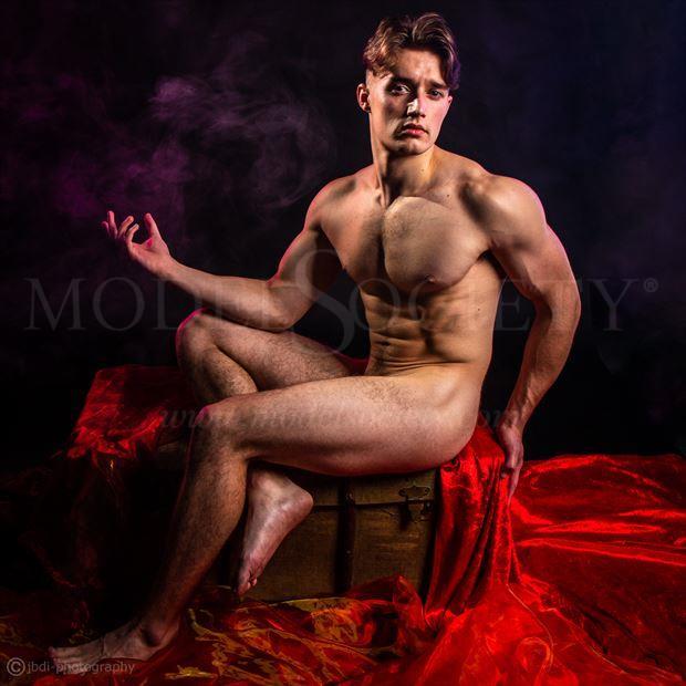 jack artistic nude photo by photographer jbdi