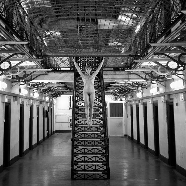 jail break artistic nude photo by model selkie