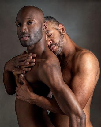 jaime and blaine erotic photo by photographer david clifton strawn