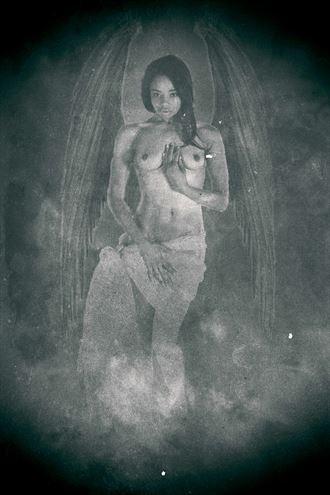 jamaica demon erotic artwork by photographer studio5graphics