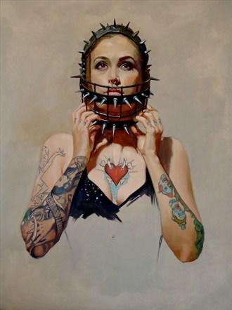 jane burke Tattoos Artwork by Artist mrmike