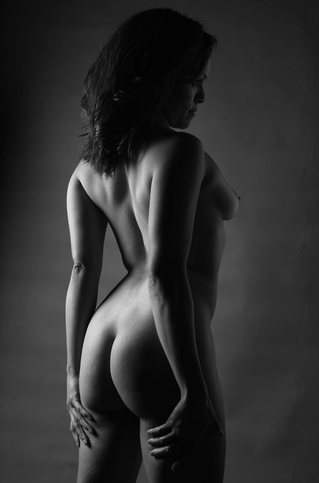 jazz artistic nude photo by artist exile gallery