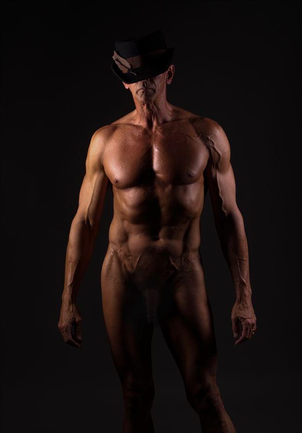 jazz dancer artistic nude photo by model artfitnessmodel