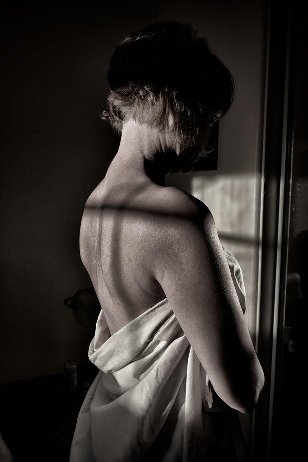 jennifer anne alternative model artwork by photographer emissivity