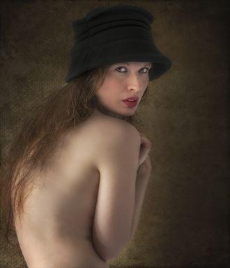 jennifer artistic nude photo by photographer alavi