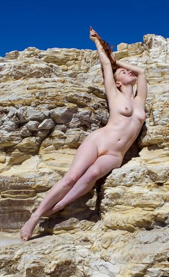 jess artistic nude photo by photographer eric lowenberg