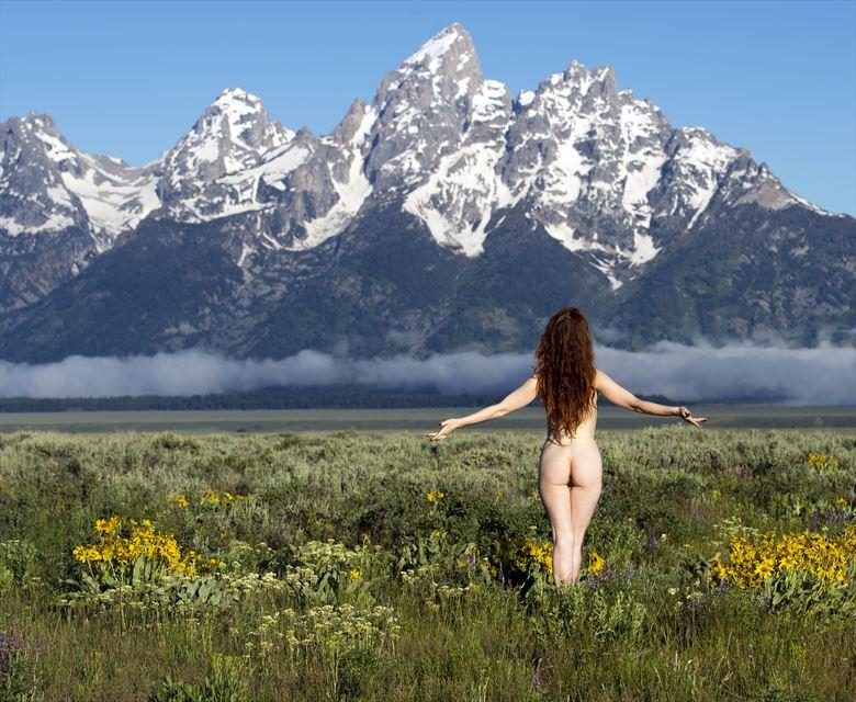 jessamyn artistic nude photo by photographer eric lowenberg