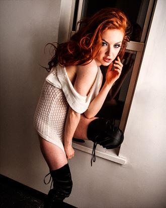 jessamyne unplugged sensual photo by photographer krista m muller