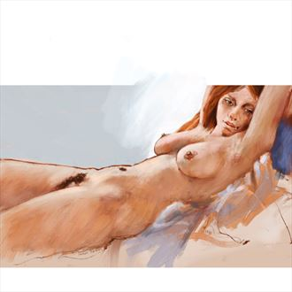 jo artistic nude artwork by artist jond