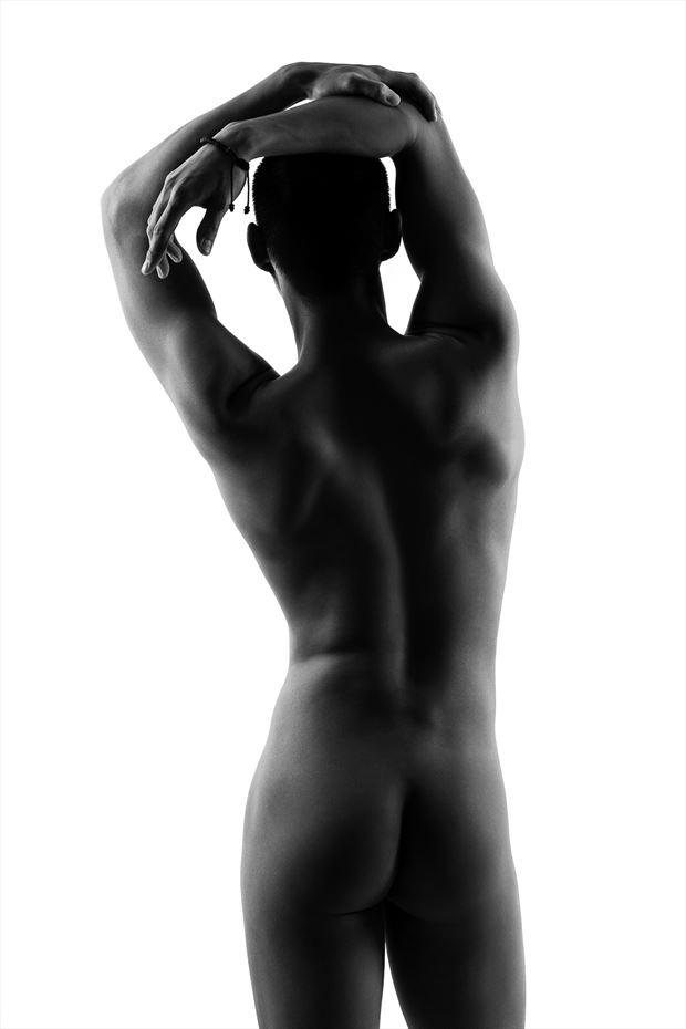 john artistic nude photo by photographer yromell