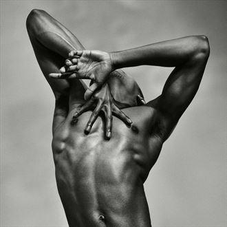 jordan artistic nude photo by photographer sasha onyshchenko