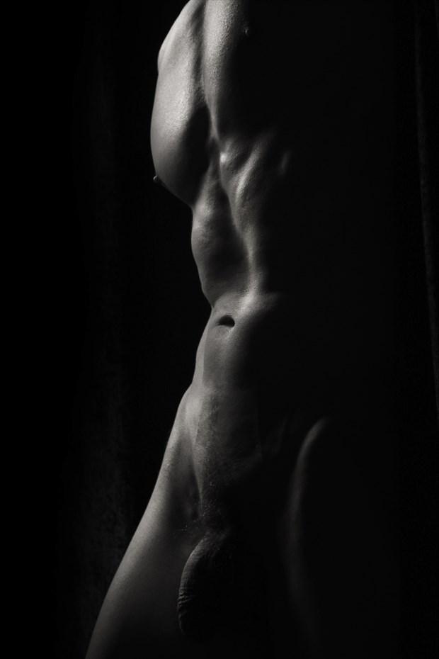 josh, Bodyscape 10 Artistic Nude Photo by Model josh