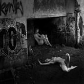 jour de greve Erotic Photo by Artist jean jacques andre