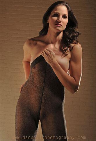 julia artmodel at the studio lingerie photo by photographer dan doyle studio