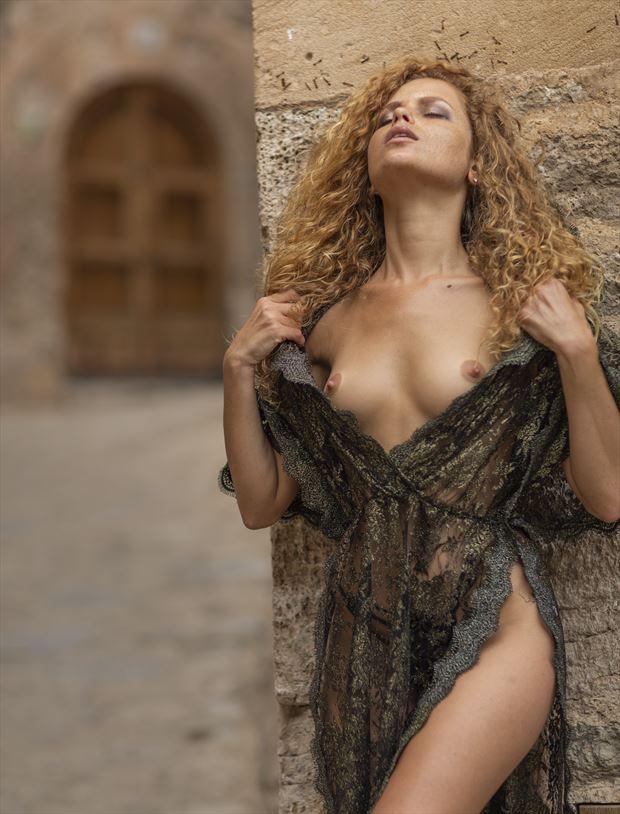 julia yaroshenko sensual artwork by photographer dieter kaupp