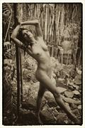 jungle fever artistic nude photo by photographer mykel moon