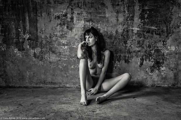 just chillin Artistic Nude Photo by Model Ivy Rose Raven