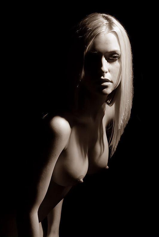 just hagging artistic nude artwork by model leggykelly