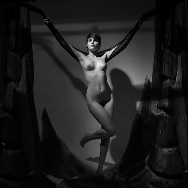 just me artistic nude photo by artist jean jacques andre