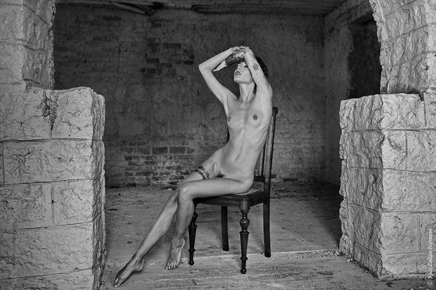 just posing erotic artwork by photographer zoltan k