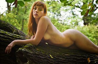 kacie artistic nude photo by photographer decent exposures