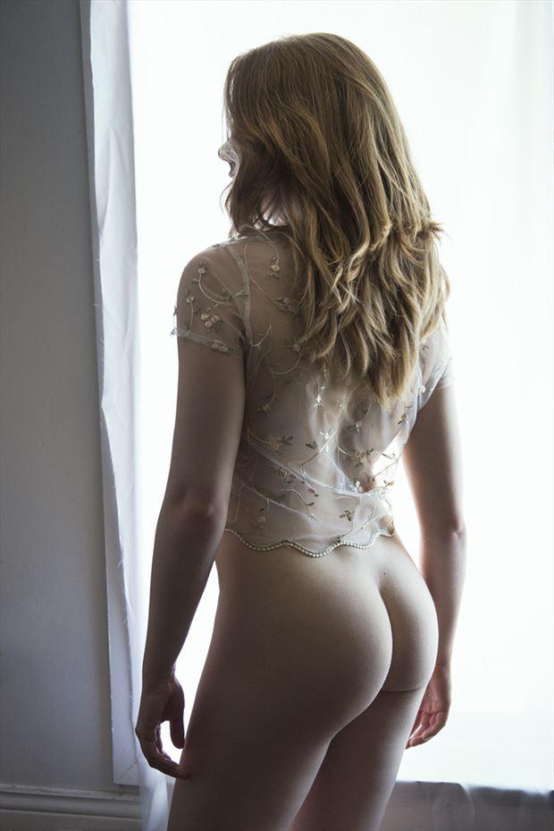 karima 16 artistic nude photo by photographer george ekers