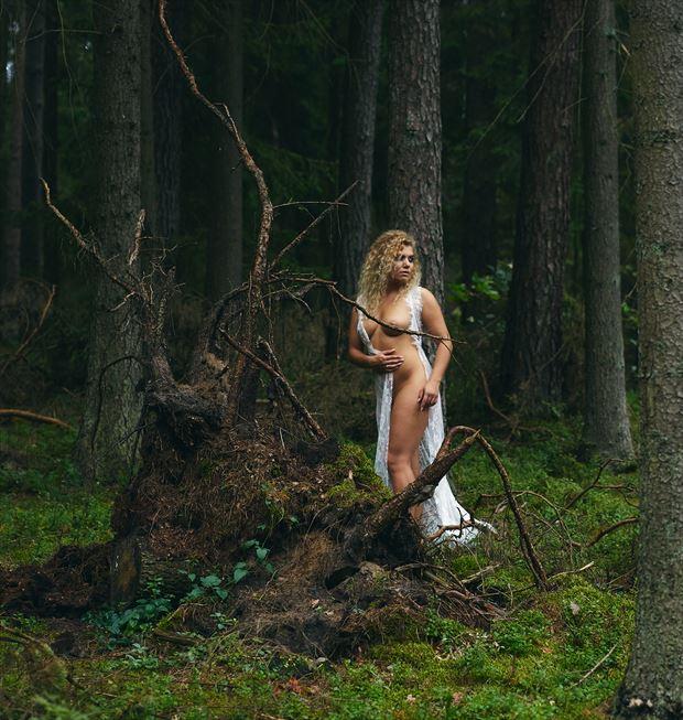 karolina artistic nude photo by photographer jerzy r%C3%B3zio