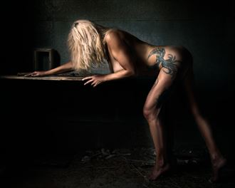 kat 2 artistic nude photo by photographer ray fritz