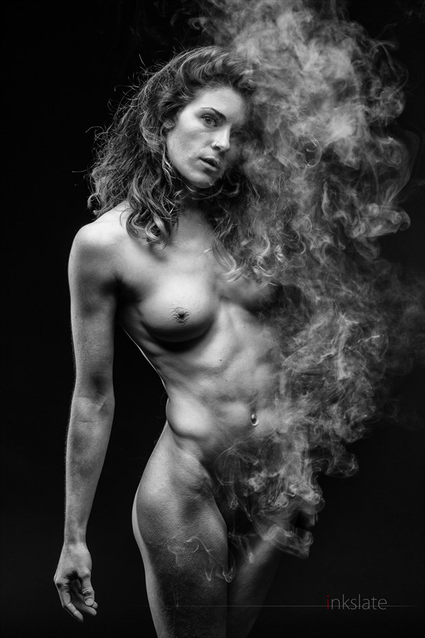 kat Artistic Nude Photo by Photographer inkslate