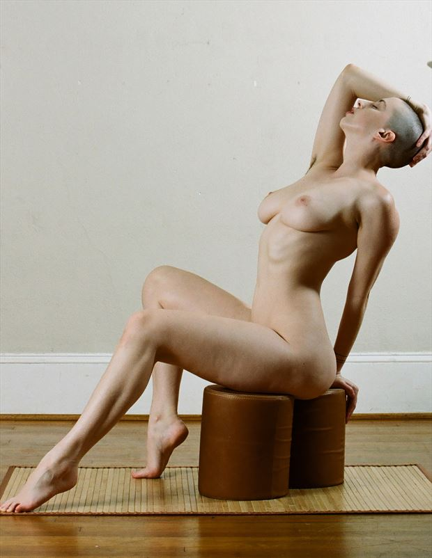 kat artistic nude photo by photographer charles l reeves