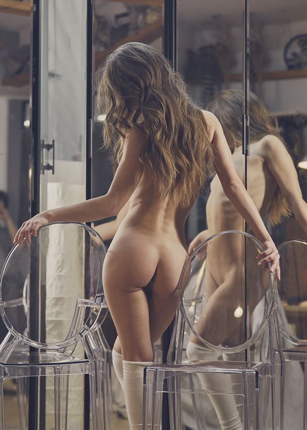 kat artistic nude photo by photographer dml