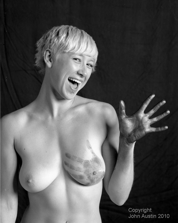 kat campbell artistic nude photo by photographer john austin
