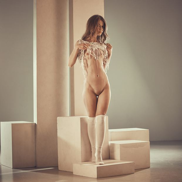 kate artistic nude photo by photographer dml