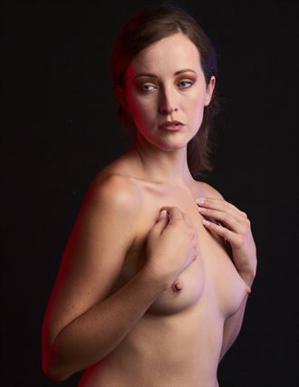 kay artistic nude photo by photographer foaks