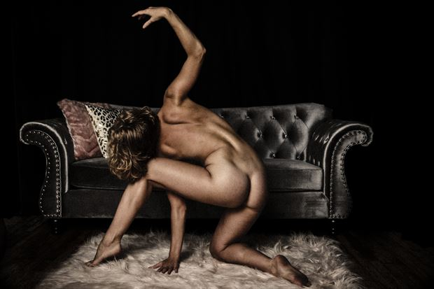 kay artistic nude photo by photographer robert l person