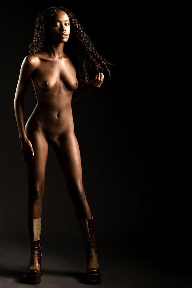 kayla artistic nude photo by photographer depa kote