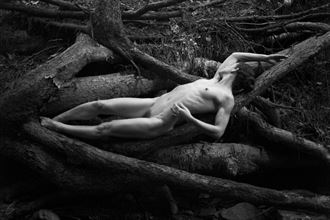 keira grant artistic nude artwork by photographer glimpse in time